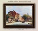 Foto Scena stradala olandeza (2) - Repro Adrianus Eversen (80x60cm)