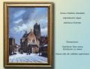Foto Scena citadina olandeza (2) - Repro Adrianus Eversen (70x50cm)
