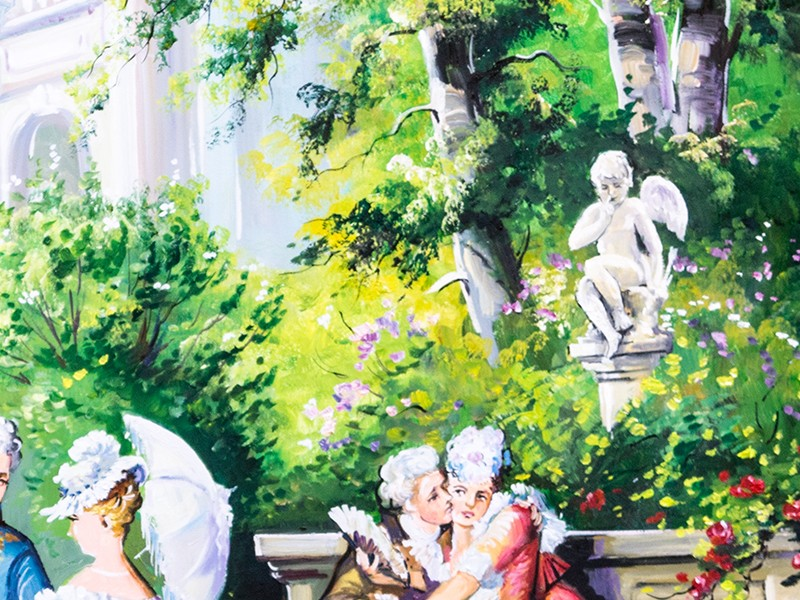 Caca Poza detaliu pictura (5)