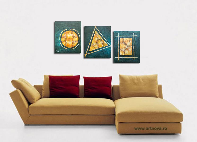 acum tabloul expus pe perete (4)
