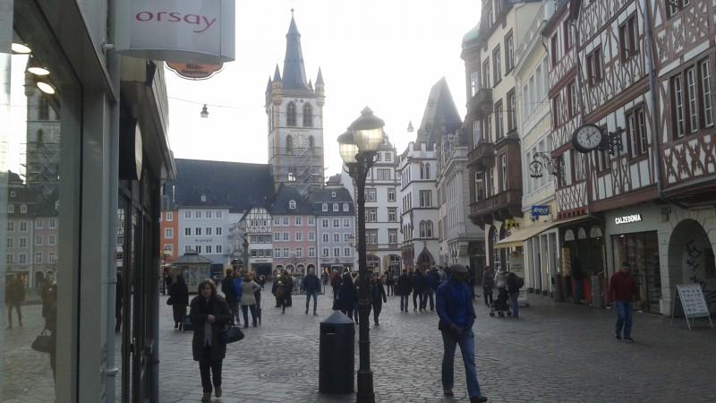 Trier - Germania, tablou realizat la comanda speciala. Poza 64965