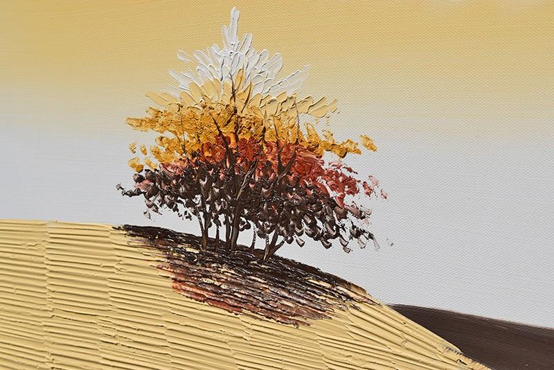 Tablouri living, dormitor - Sezon galben - tablou triptic 180x90cm. Poza 69130