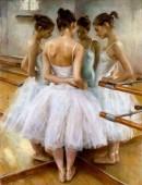 Tablouri balerine, balet