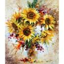 Tablouri floarea soarelui