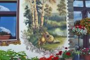 Pictura exterioara - pensiune. Poza 150