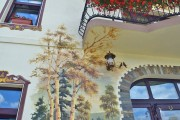 Pictura exterioara - pensiune. Poza 152