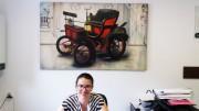 Galerie foto Tablou pictat la comanda speciala 150x100cm - office service auto