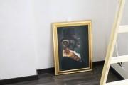 Galerie foto Tablou pictat la comanda speciala - locatie finala
