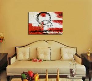 Poza acum tabloul expus pe perete (1).jpg
