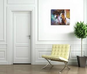 Poza acum tabloul expus pe perrete (3)