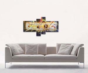 Poza acum tabloul expus pe perete (5)