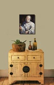 acum tabloul expus pe perete (3)