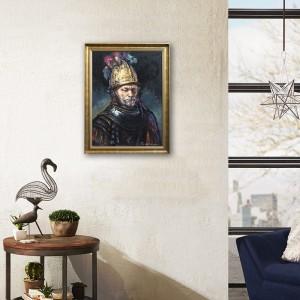 acum tabloul expus pe perete (5)