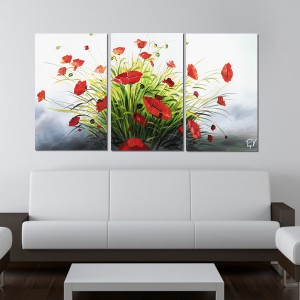 Poza acum tabloul expus in perete (1)