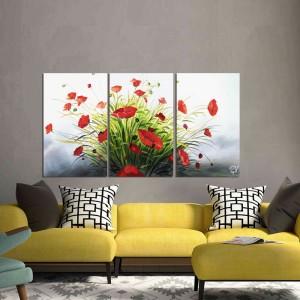 Poza acum tabloul expus in perete (2)