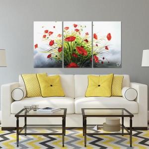 Poza acum tabloul expus in perete (3)
