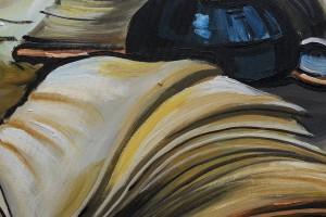 detaliu pictura