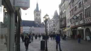 Poza Trier - Germania, tablou realizat la comanda speciala. Poza 64965
