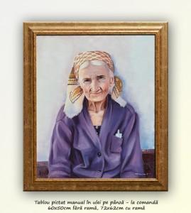Tablou Portret la comanda - 1 personaj. Poza 64966