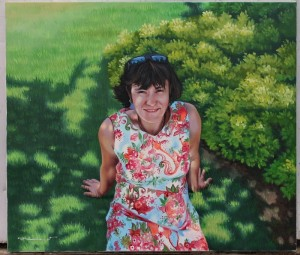 Tablou Portret la comanda - 1 personaj. Poza 64967