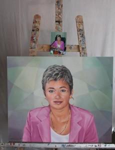 Tablou Portret la comanda - 1 personaj. Poza 64968