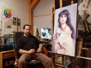 Tablou Portret la comanda - 1 personaj. Poza 65724