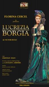 Pictura complexa - Florina Cercel, Lucrezia - Borgia 80x50cm. Poza 65739