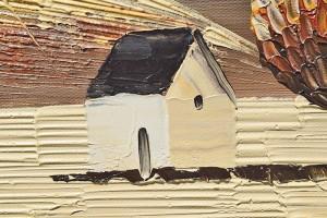 Poza Tablouri living, dormitor - Sezon galben - tablou triptic 180x90cm. Poza 69129
