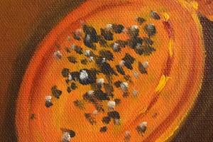 The Persistence of Memory - repro Salvador Dali, pictura ulei pe panza de in 100x70cm, Magistral!. Poza 80870
