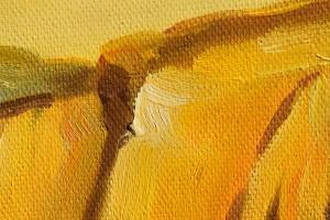 The Persistence of Memory - repro Salvador Dali, pictura ulei pe panza de in 100x70cm, Magistral!. Poza 80873